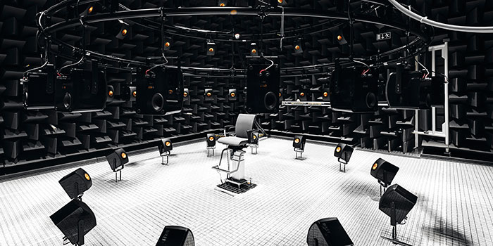 Audio-Visual Immersion Lab (Photo: STAMERS KONTOR)